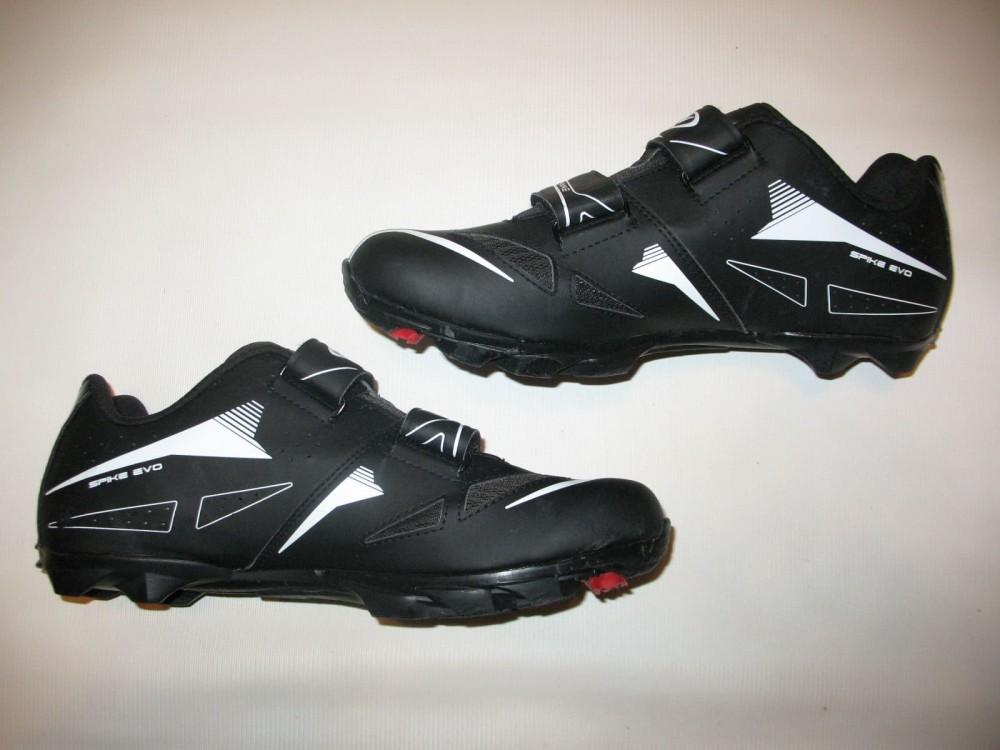 Велотуфли NORTHWAVE spike evo MTB shoes (размер US12/UK11/EU45(на стопу 293 mm)) - 7