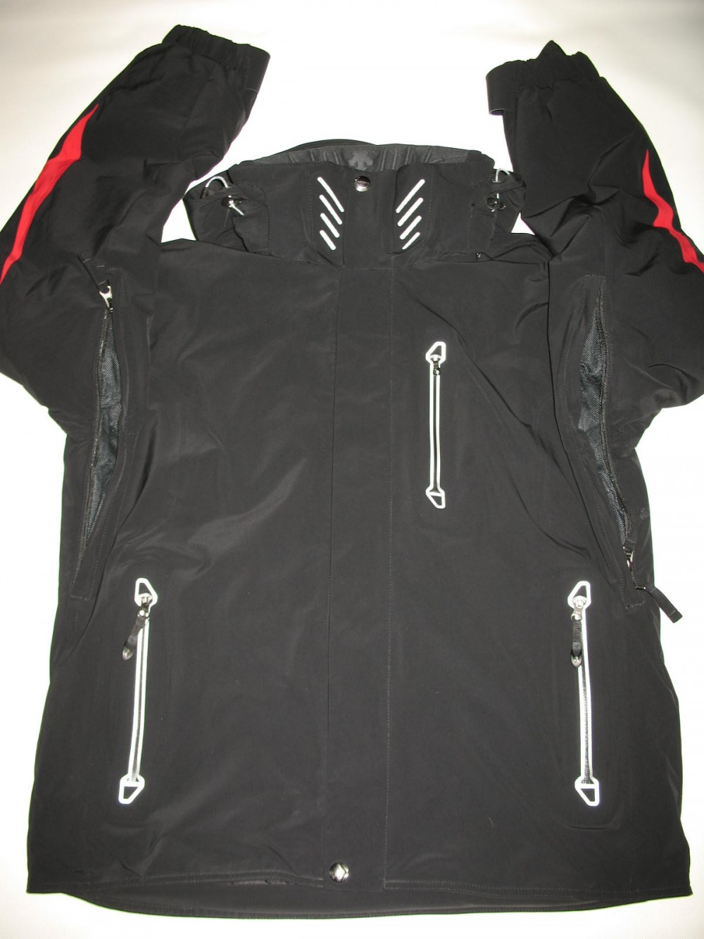 Куртка DESCENTE swiss olympic ski jacket (размер 54/XL) - 3
