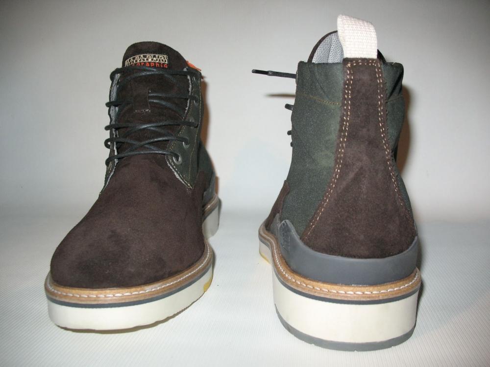 Ботинки NAPAPIJRI c4 (размер UK12/US11/EU46(на стопу 295 mm)) - 6
