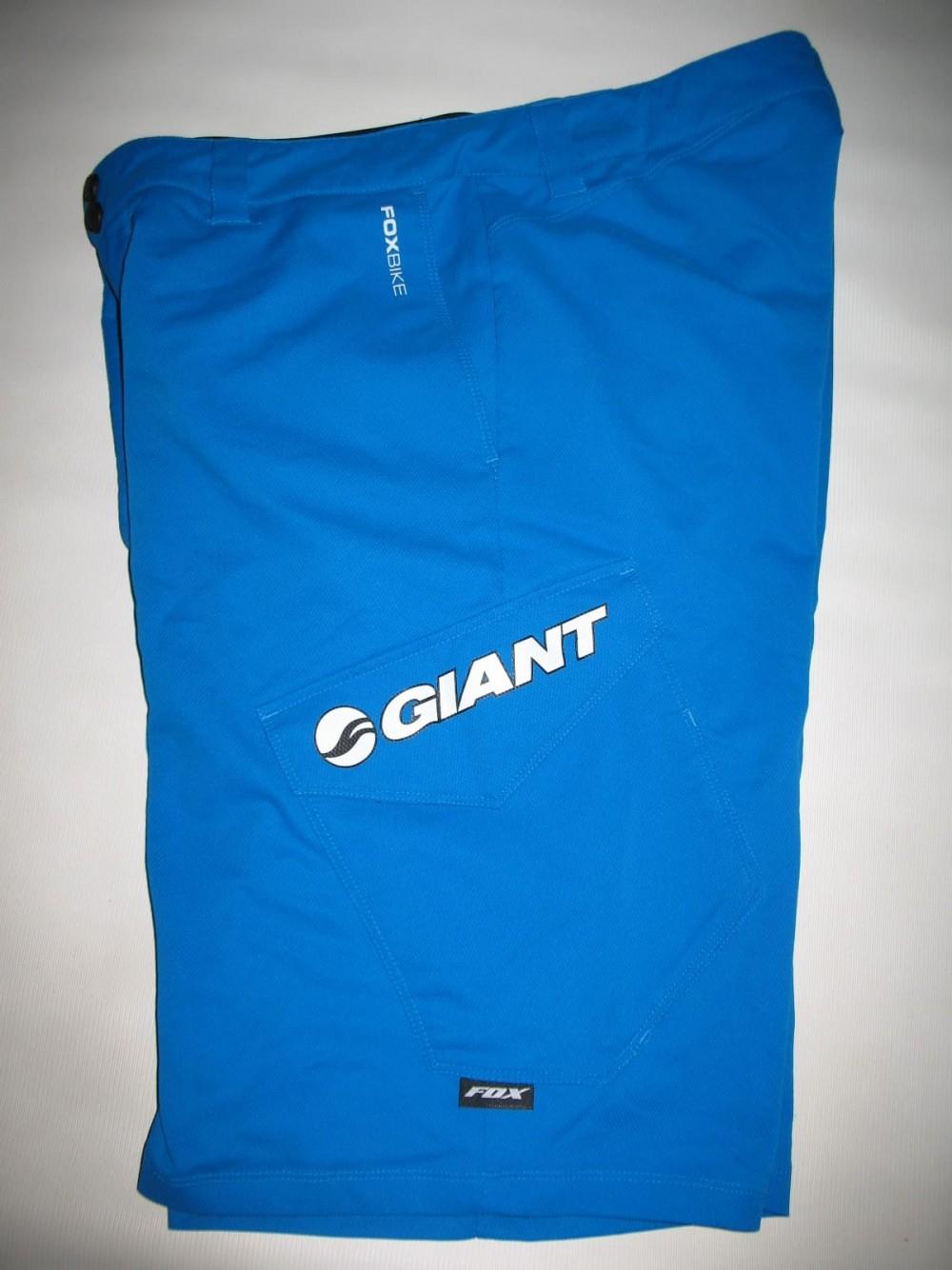 Велошорты FOX giant bike shorts (размер 36-XL) - 7