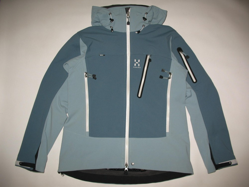 Куртка HAGLOFS jaw softshell jacket lady (размер M) - 2