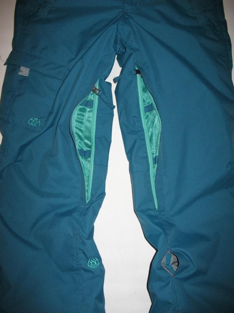 Штаны 686 snowboard pants lady (размер S) - 12