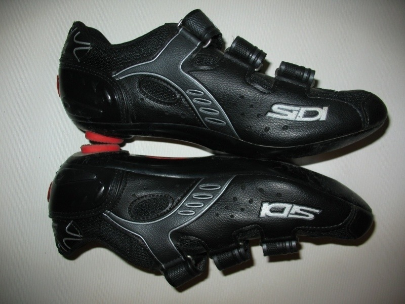 Велотуфли SIDI giau road+mtb shoes  (размер EU41(250-255mm)) - 5