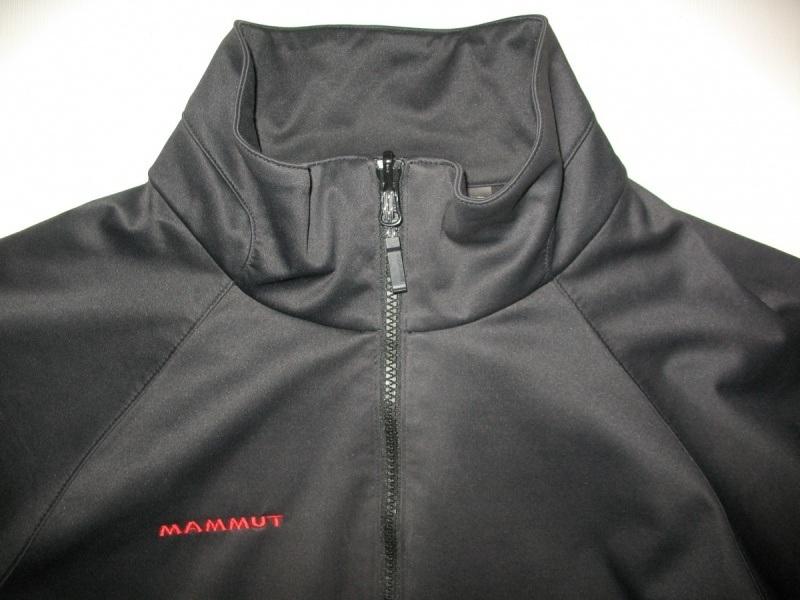 Куртка MAMMUT SOFtech jacket (размер XL) - 2
