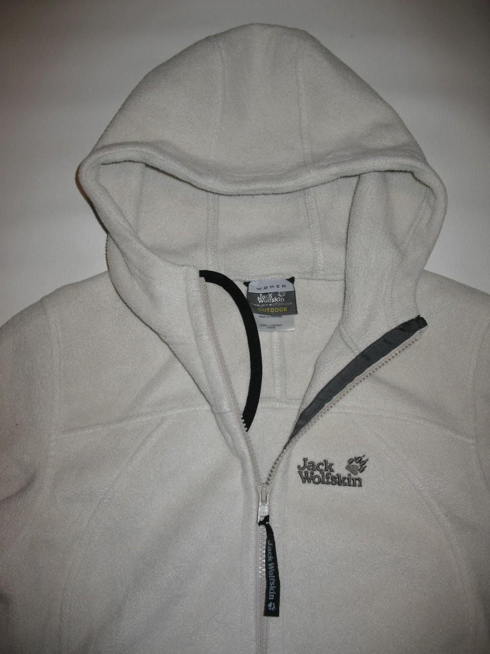 Куртка JACK WOLFSKIN luminario fleece jacket lady (размер S/M) - 3