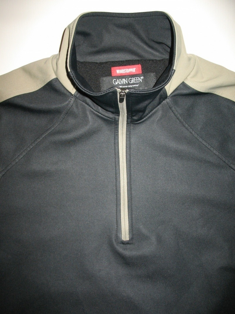 Кофта GALVIN GREEN softshell  (размер M) - 2