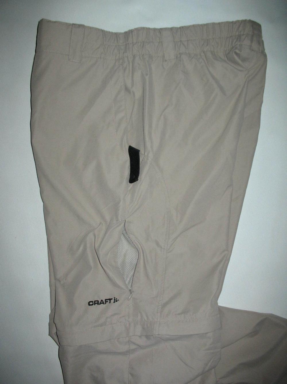 Штаны CRAFT outdoor 2in1 pants (размер M/L) - 4