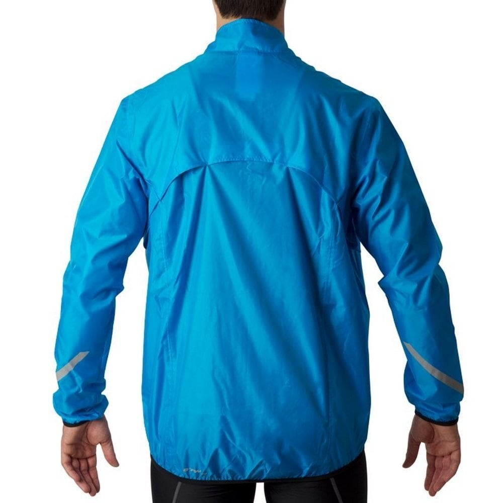 Куртка B'TWIN 300 waterproof cycling jacket (размер S/M) - 2