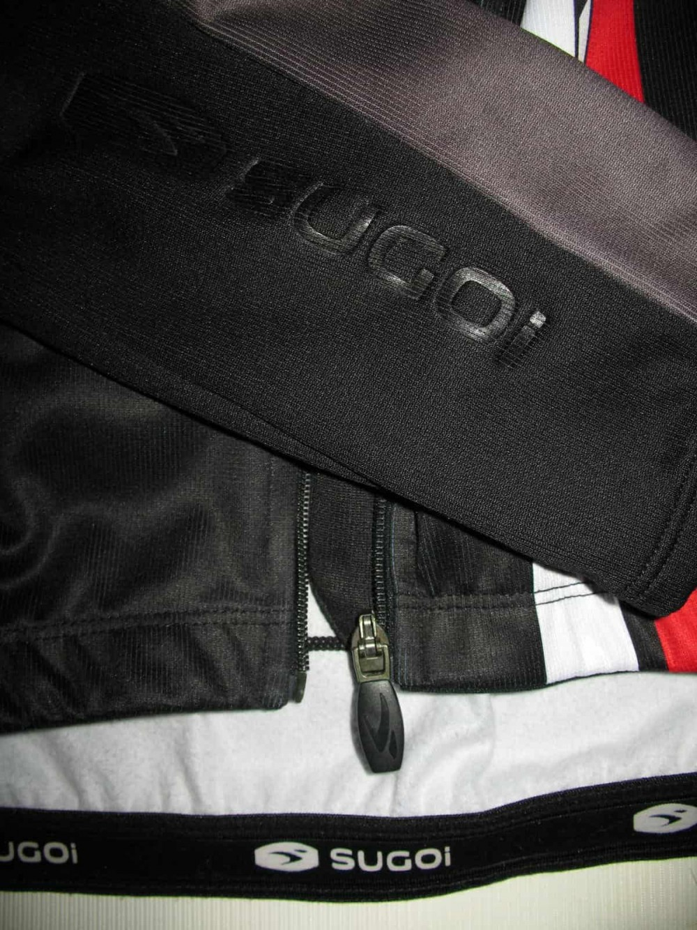 Велокофта SUGOI cycling fleece jacket (размер L) - 5