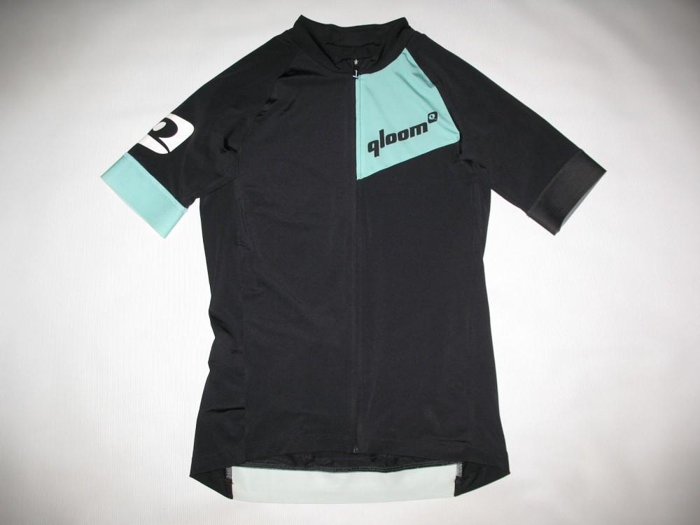 Веломайка QLOOM bondi cycling jersey lady (размер M/S) - 2