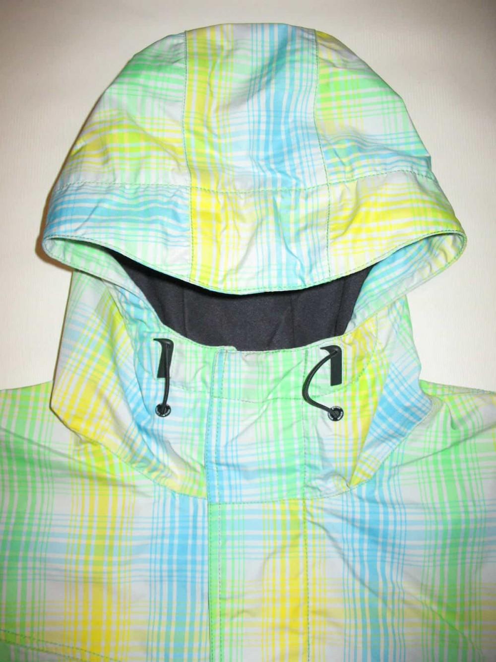 Куртка ELEVEN 10 10 snowboard jacket (размер XL) - 4