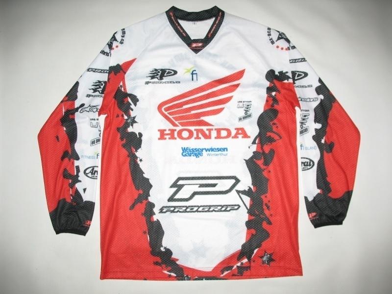 Футболка  PROGRIP honda jersey (размер S) - 1
