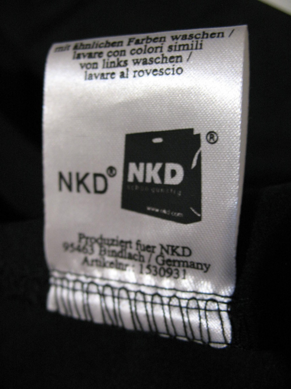 Жилет NKD windstopper vest (размер M) - 7