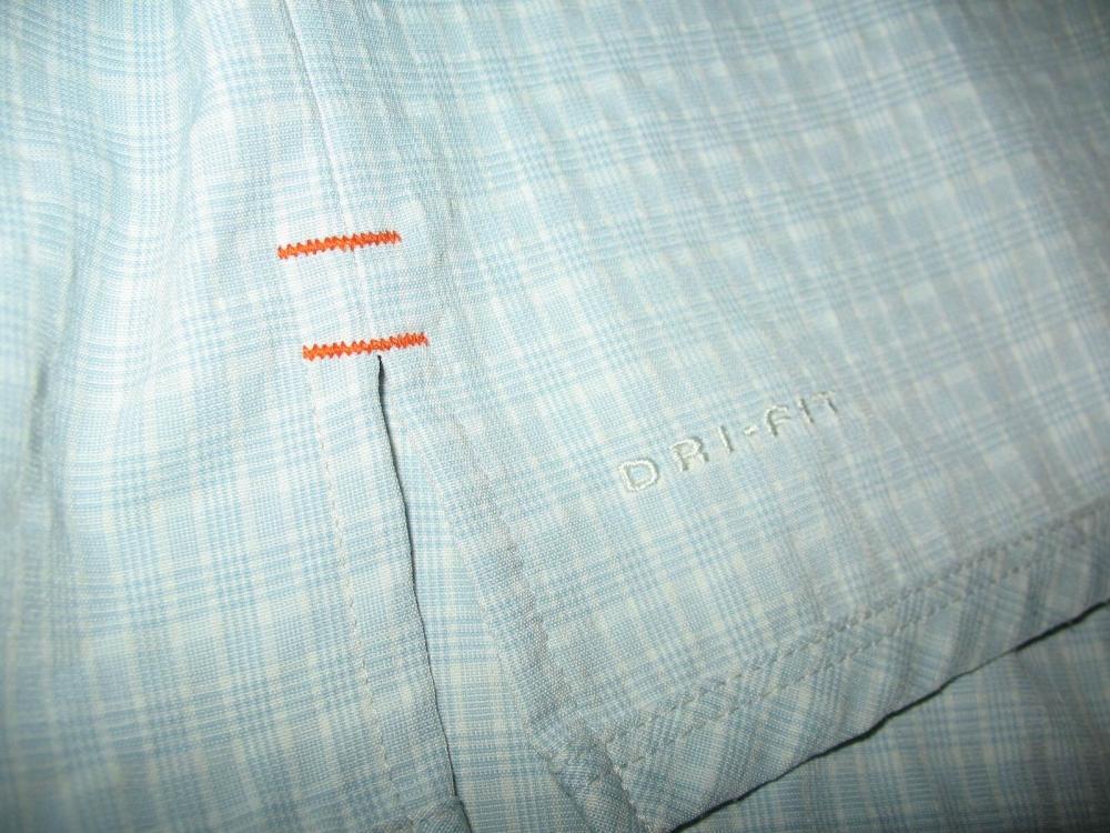 Рубашка NIKE acg dri fit shirt (размер XL/XXL) - 4