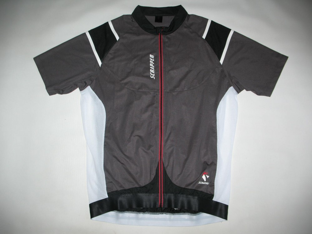 Веломайка SCRAPPER scr ultimate team jersey (размер XXL) - 1