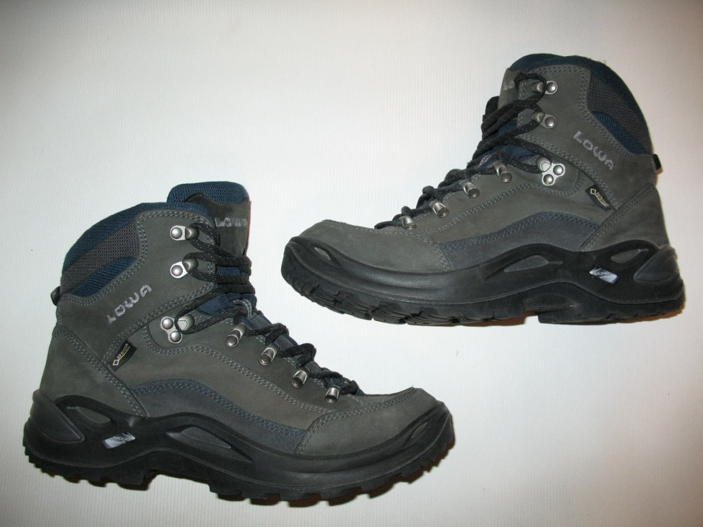 Ботинки LOWA renegade GTX shoes lady (размер UK6.5/US8.5/EU40(на стопу до 257 mm)) - 3