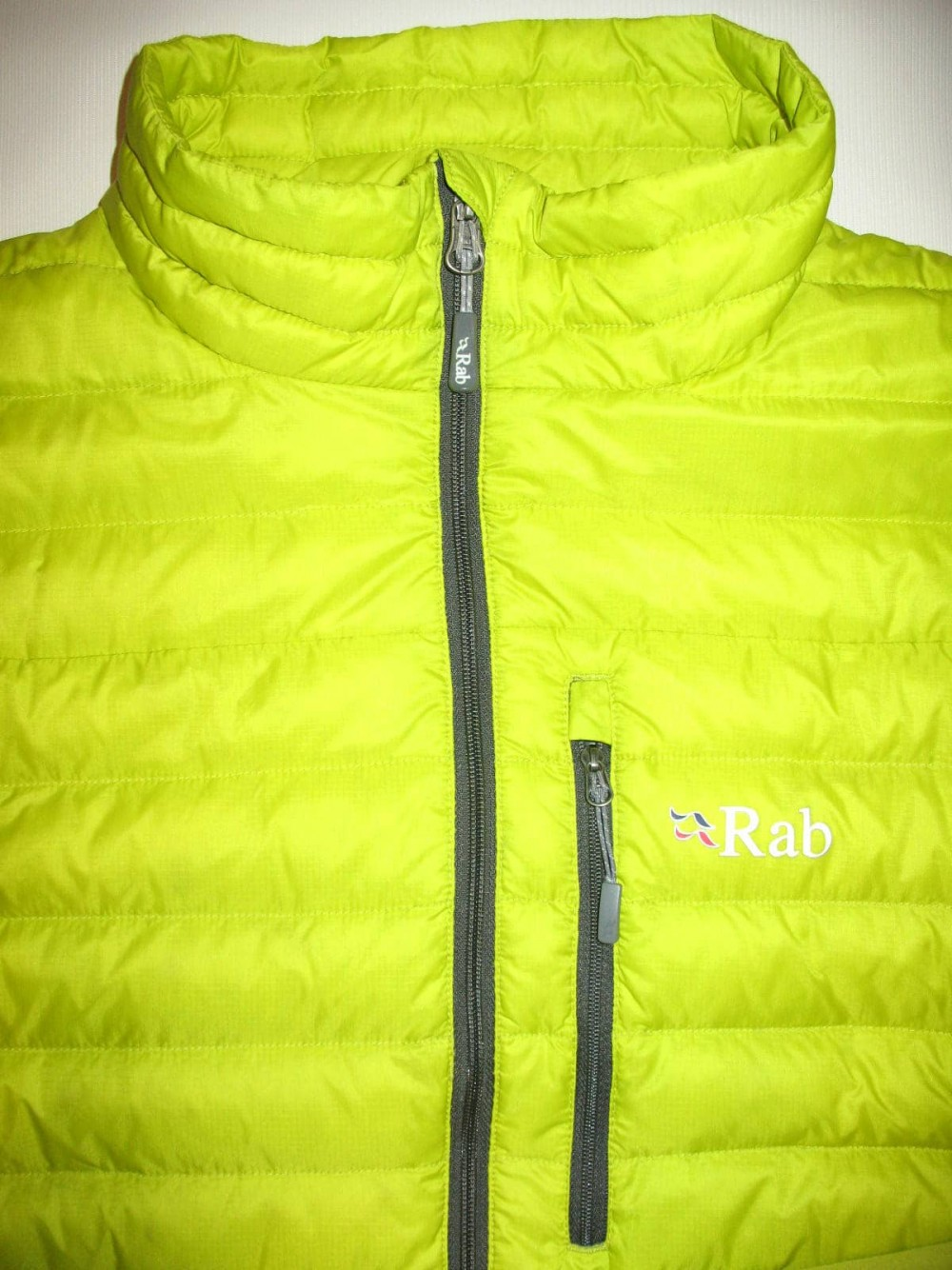 Куртка RAB microlight jacket (размер XXL/XXXL) - 1