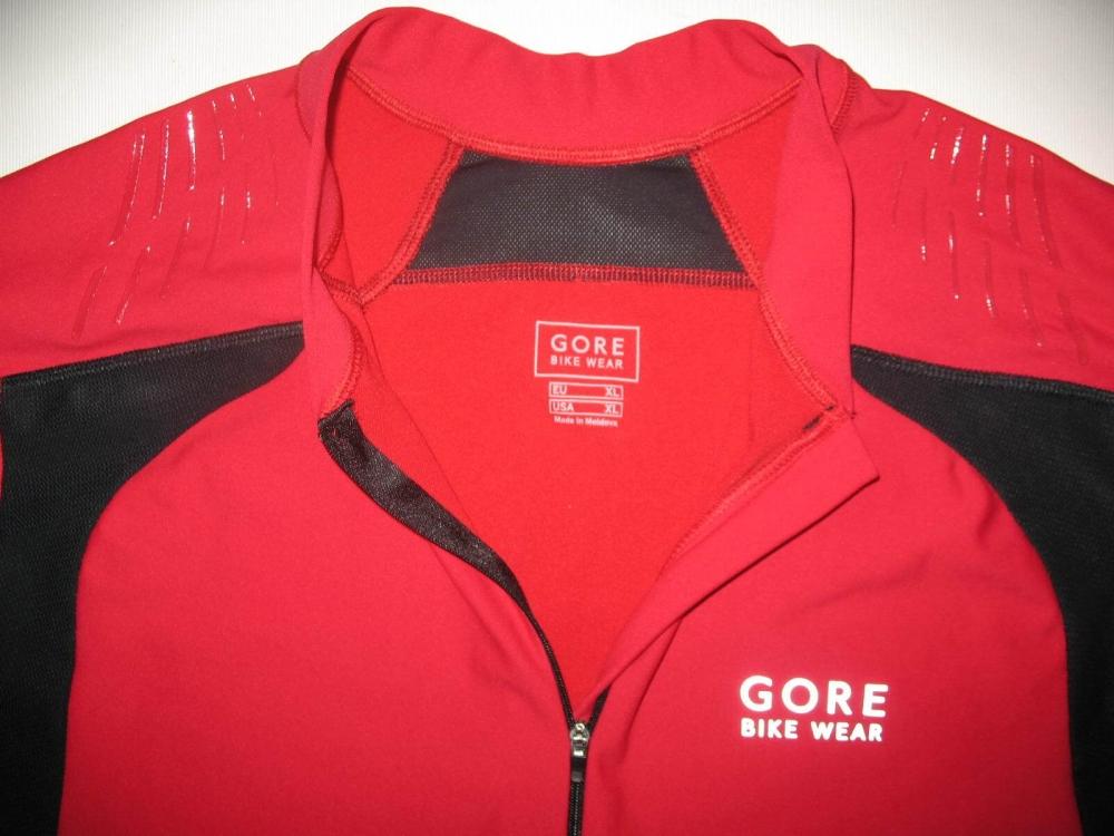 Веломайка GORE bike wear jersey (размер XL) - 2