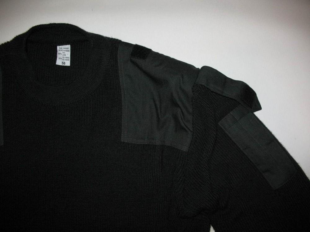 Свитер VAN HEUVERBEKE army sweater (размер 58-XL/XXL) - 3