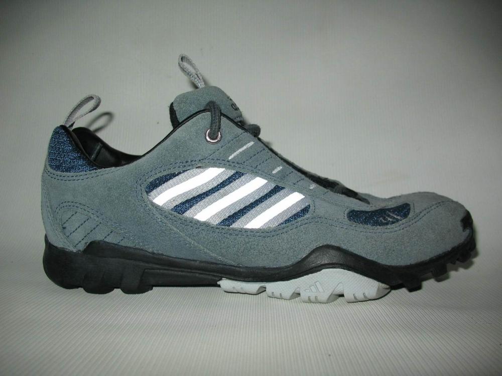 Велотуфли ADIDAS cycling shoes lady (размер UK6/US6,5/EU39(на стопу до 245mm)) - 1