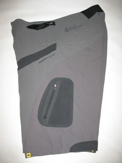 Велошорты MAVIC stratos mtb shorts (размер L/M) - 3