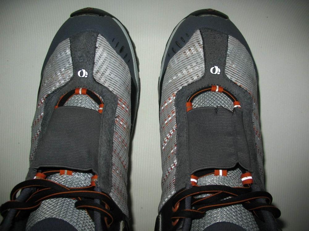 Велотуфли PEARL IZUMI X-Alp mid enduro shoes (размер UK9/US11/EU44(на стопу 280 mm)) - 13
