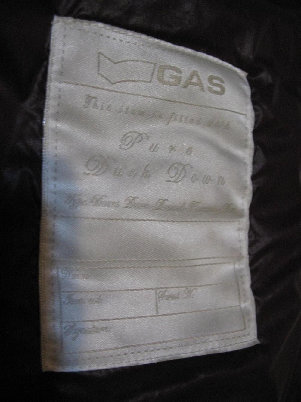 Куртка GAS cayenne down hooded jacket lady (размер 44/L) - 15