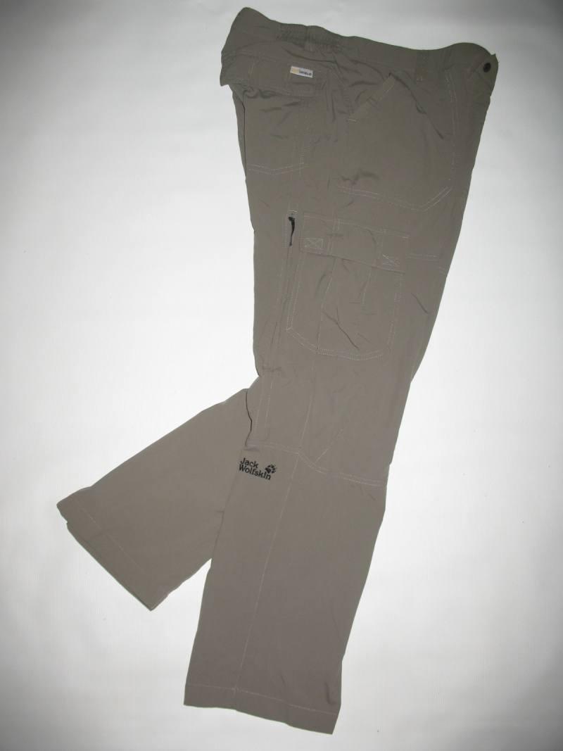 Штаны JACK WOLFSKIN Mosquito Safari Pants  (размер 34/50/L)) - 7