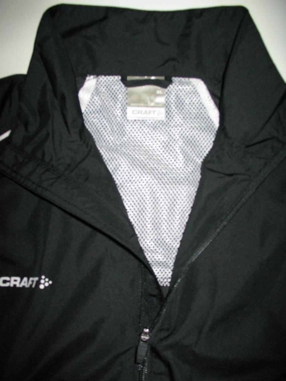 Куртка CRAFT Windbreaker T&F jacket (размер XL) - 4