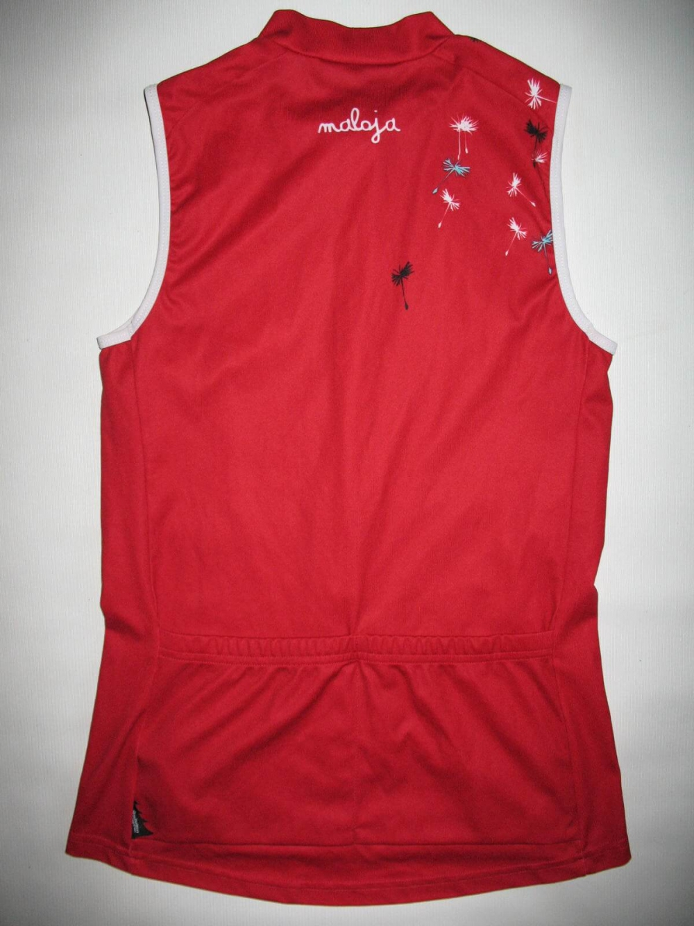 Веломайка MALOJA sleeveless cycling jersey lady (размер S) - 1