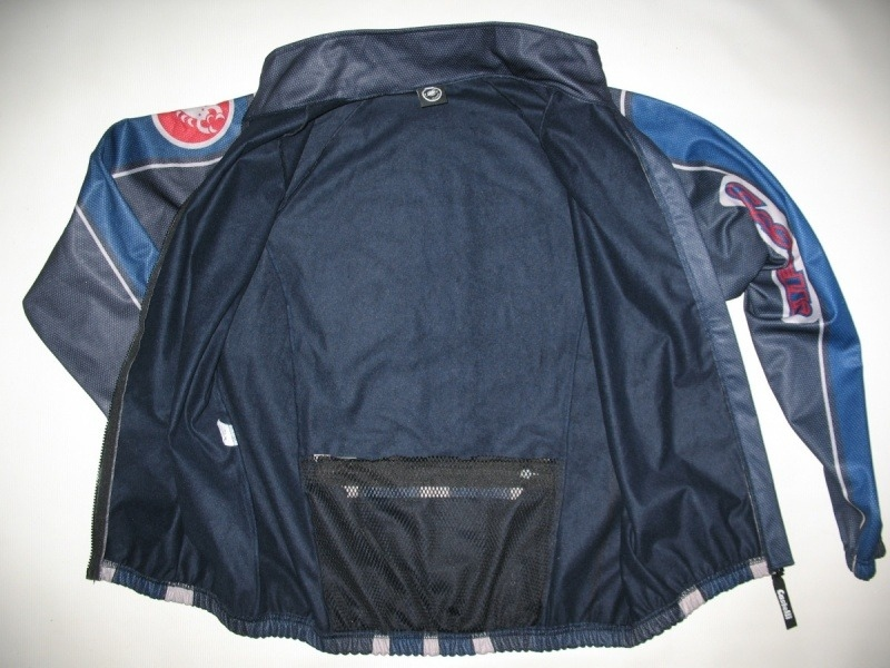 Велокуртка CASTELLI windstopper jacket (размер M) - 3