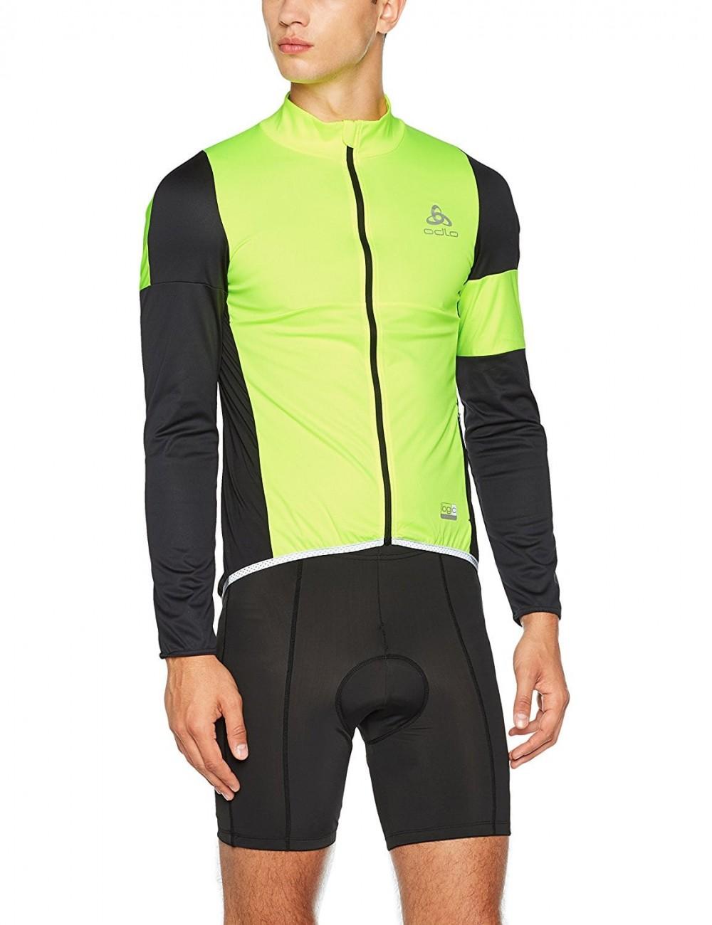 Куртка ODLO mistral logic jacket (размер L) - 1