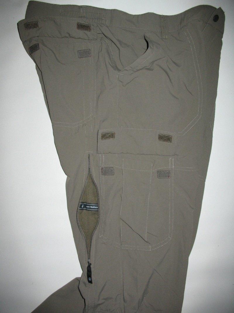 Штаны JACK WOLFSKIN Mosquito Safari Pants  (размер 34/50/L)) - 8