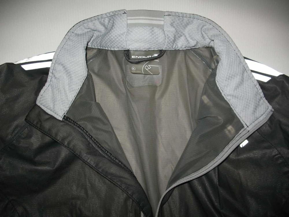 Велокуртка ENDURA FS260-Pro adrenaline race cape jacket (размер XL/XXL) - 6
