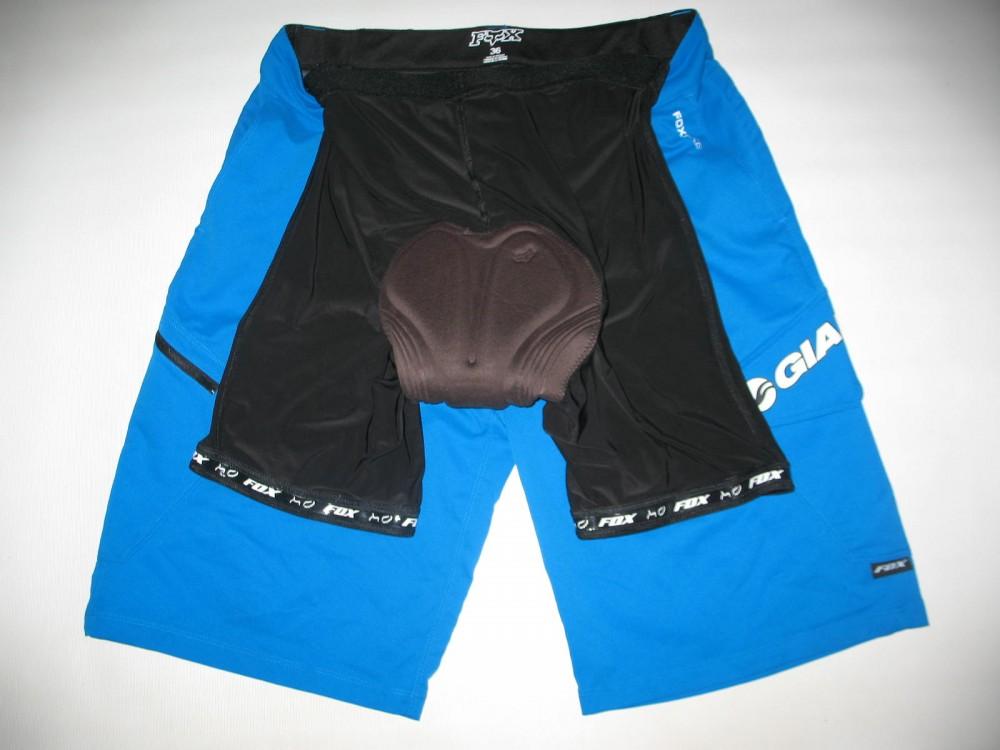 Велошорты FOX giant bike shorts (размер 36-XL) - 8