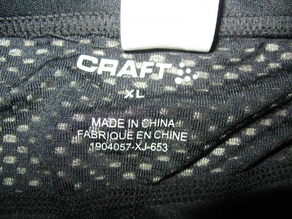 Велошорты CRAFT underwear cycling shorts (размер XL) - 4