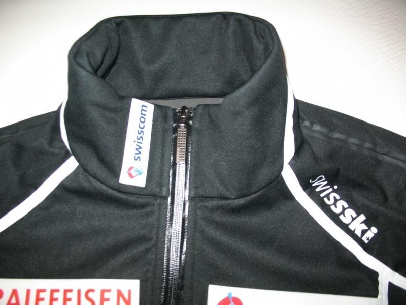 Куртка DESCENTE swissski team softshell B (размер 48/M) - 2