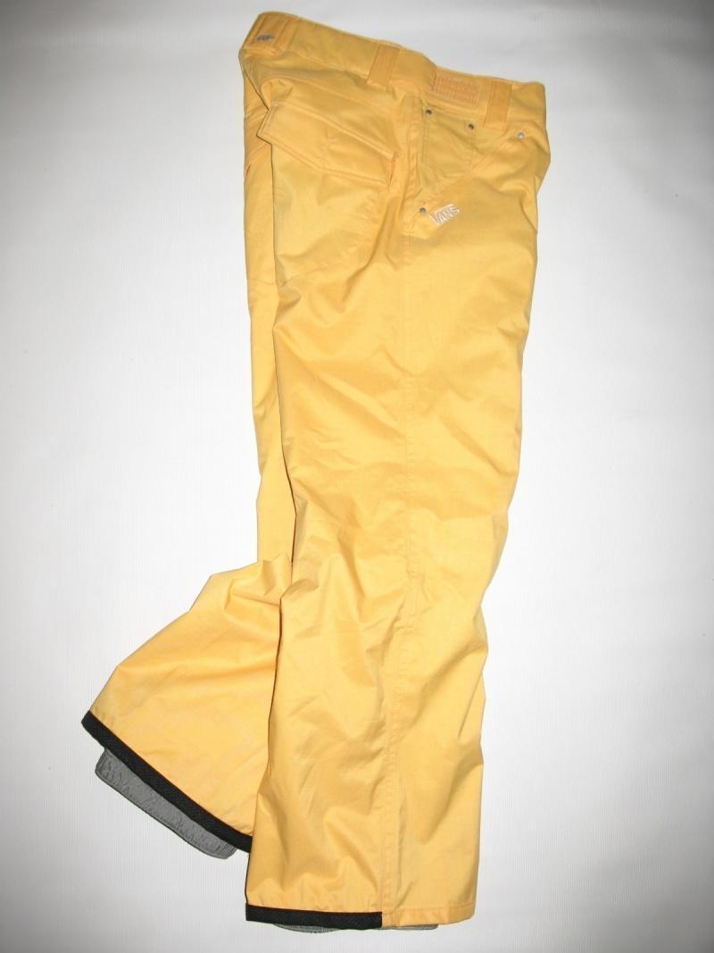 Штаны VANS 10/10 pants lady  (размер XS) - 6
