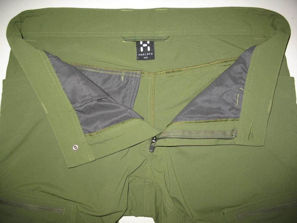 Штаны HAGLOFS mid fjell climatic pants (размер L/XL) - 12