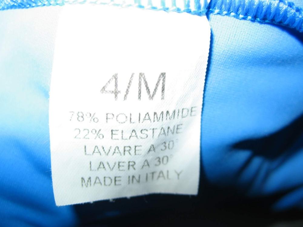 Велошорты BIKE4FUN bib shorts (размер M) - 4