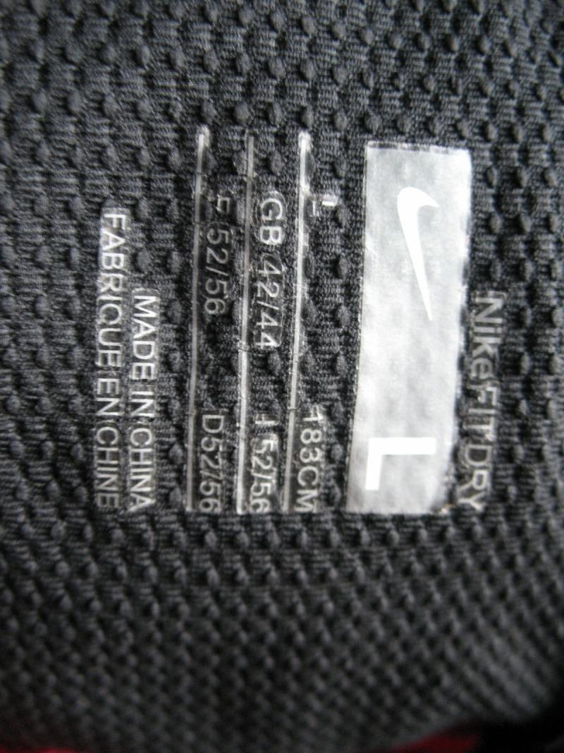Футболка NIKE FitDry  (размер L-183 см) - 4