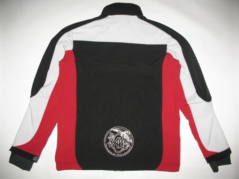 Куртка  AK SKI softshell (размер M) - 1