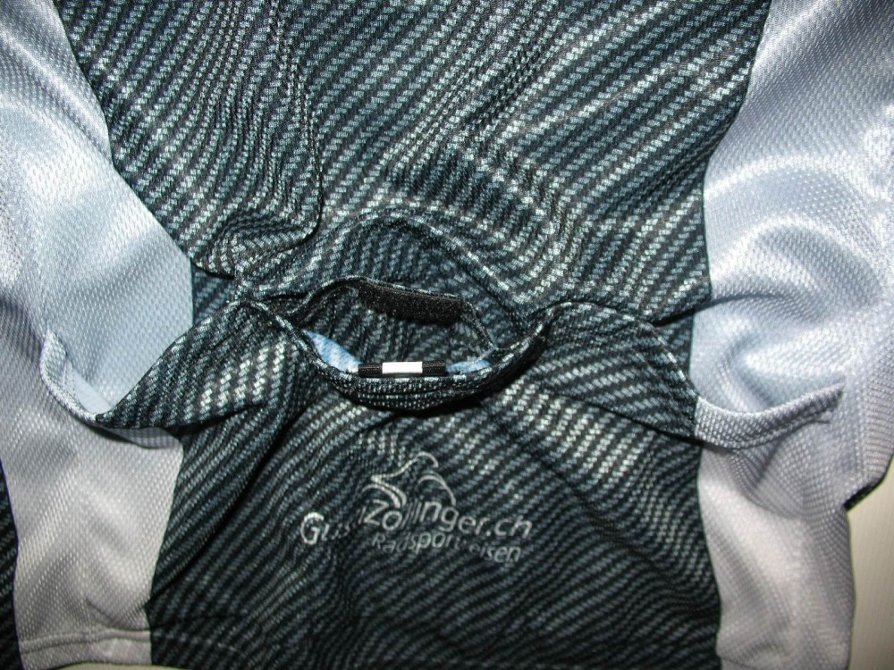 Веломайка ZOLLINGER gusti cycling jersey (размер XS/S) - 4