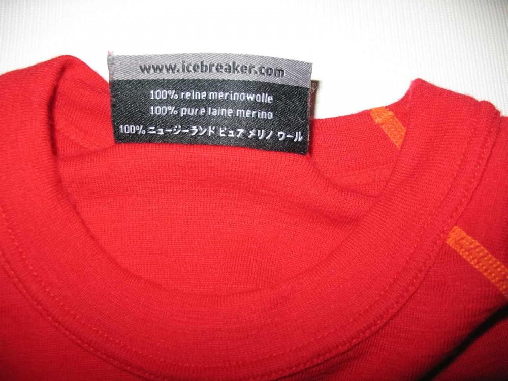 Термобелье ICEBREAKER skin 200 jersey (размер L) - 2
