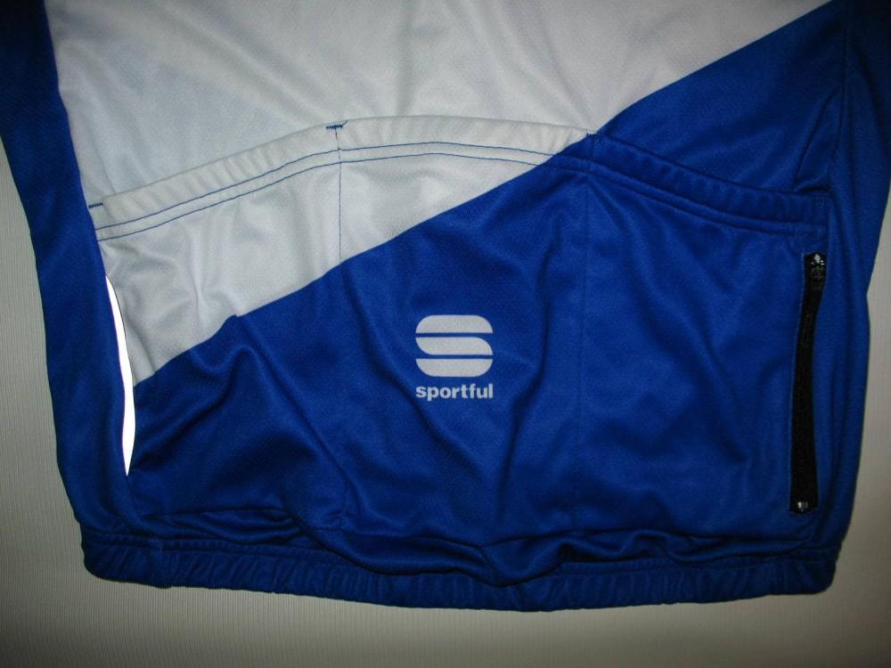 Веломайка SPORTFUL la peloton cycling jersey (размер M) - 4