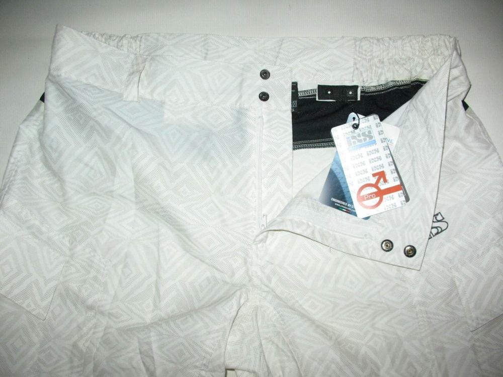 Велошорты IXS duncan MTB pro shorts (размер XXL) - 7