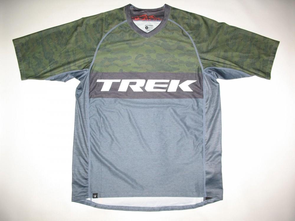 Веломайка BONTRAGER lithos trek MTB jersey (размер M/L) - 2