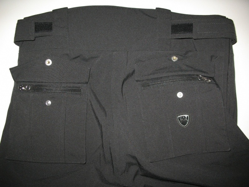 Штаны EA7 emporio armani ski pants lady  (размер XL/L) - 4