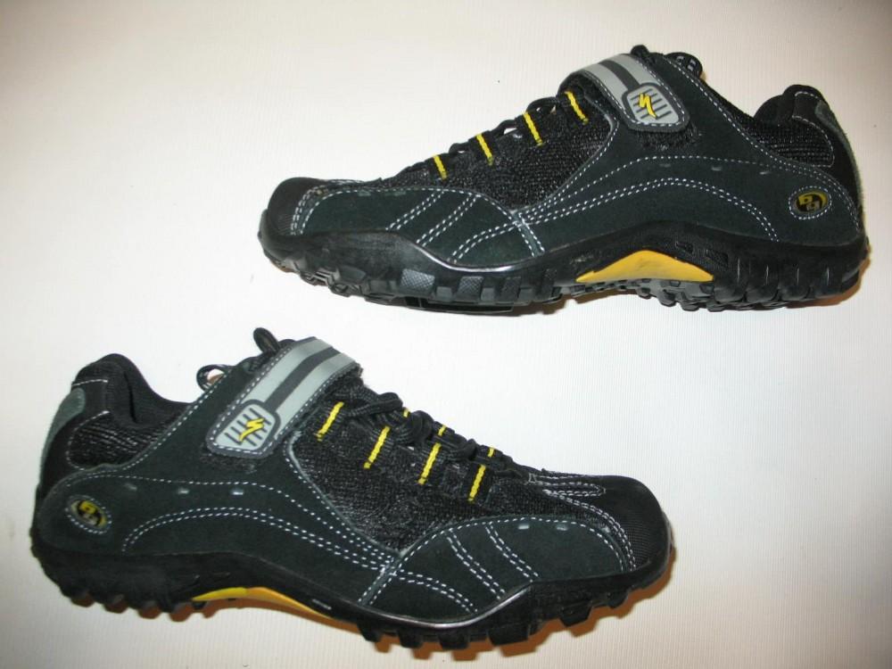 Велотуфли SPECIALIZED taho mtb shoes (размер US9/UK8/EU42(на стопу 265 mm)) - 1