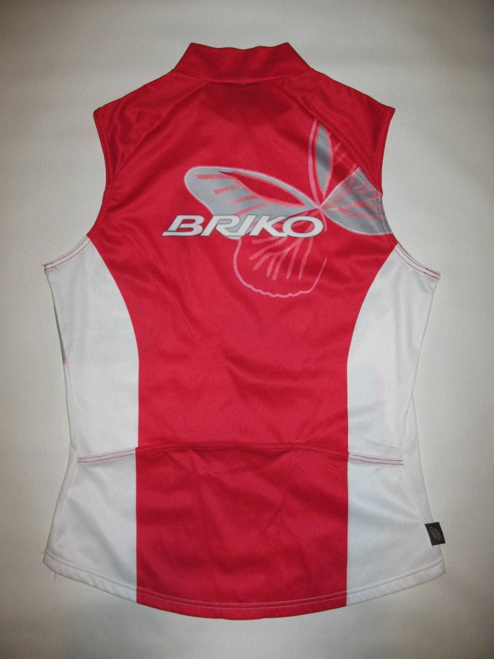 Веломайка BRIKO ss cycling jersey lady (размер M) - 3
